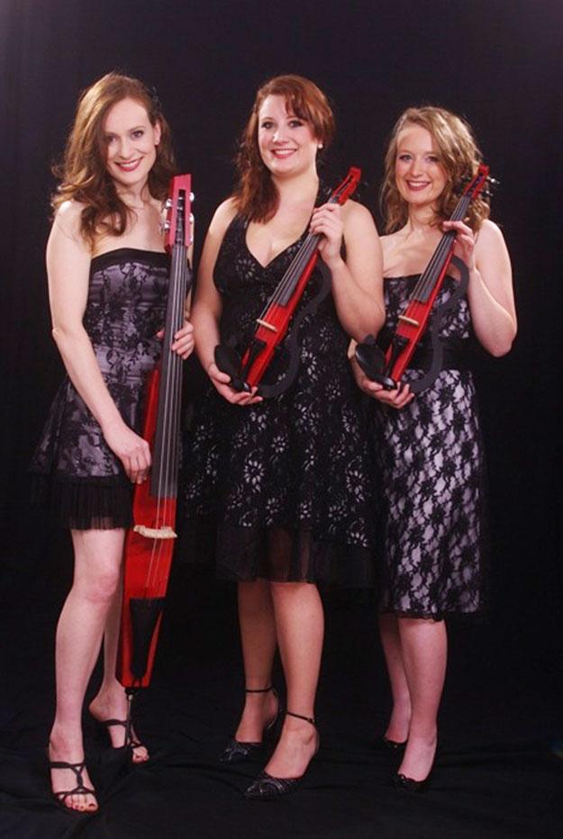 Strings-Trio