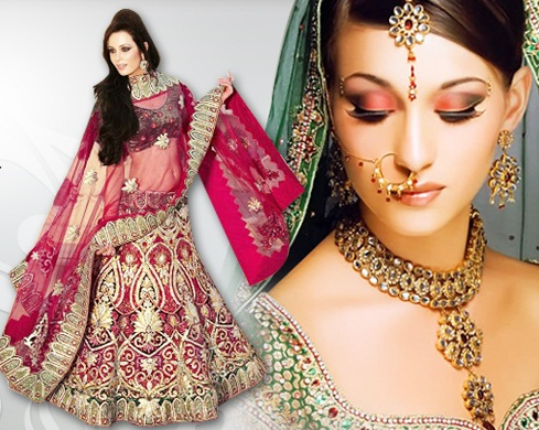 Designer costume and jewellery