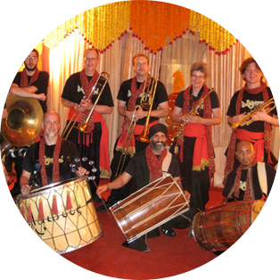 bollywood brass band