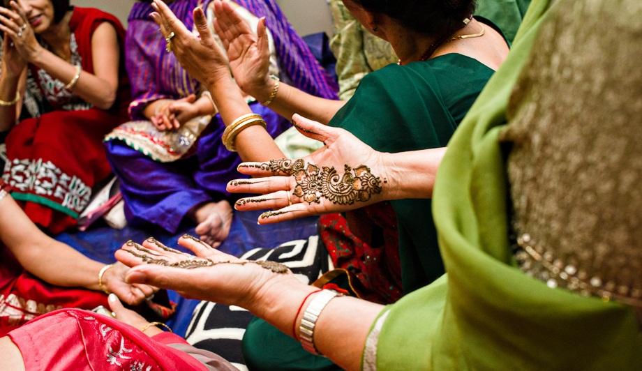 Wedding And Mehendi Sangeet